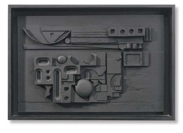 Sun-set by Louise Nevelson at