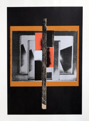 Untitled by Louise Nevelson at