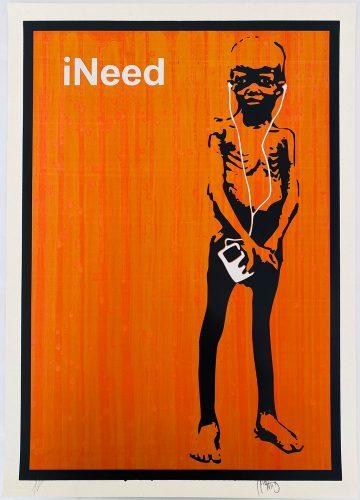 iNeed (Orange) by Mantis at