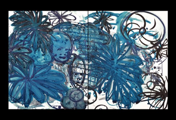 Lulu Blue 14 by Mark Cooper