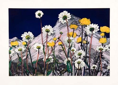 Blumen by Markus Lupertz at