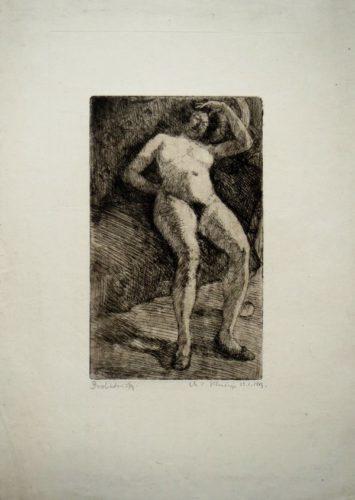 Die Sofaecke. by Martin Erich Philipp at
