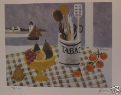 The Tabac Jar by Mary Fedden at