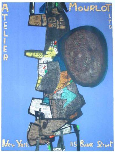 Atelier Mourlot by Maurice Esteve at