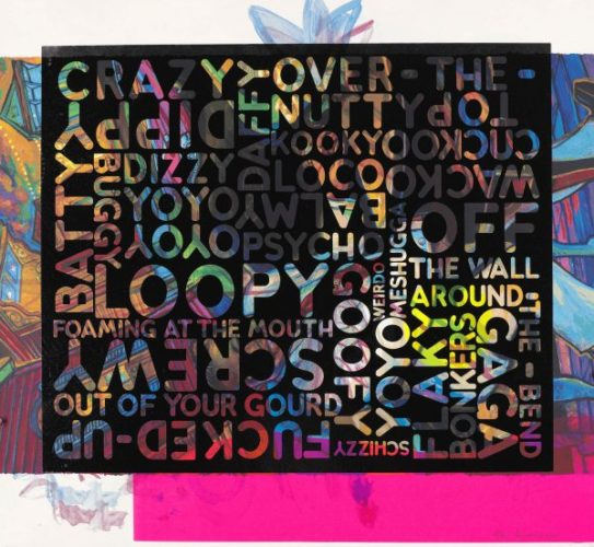 Crazy (with Background Noise) by Mel Bochner