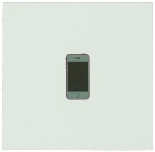 The Catalan Suite Ii – Iphone by Michael Craig-Martin at