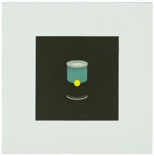 The Catalan Suite I – Soup Can by Michael Craig-Martin