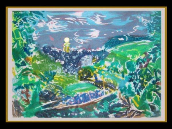 English Landscape Series by Michael Heindorff