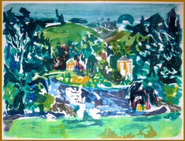 English Landscape Series 2 by Michael Heindorff