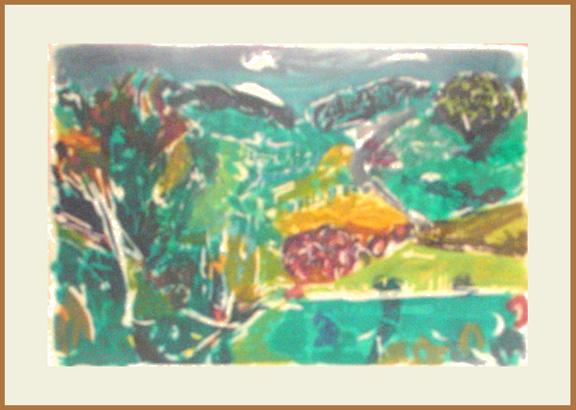 English Landscape Series 4 by Michael Heindorff