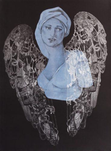 Blue Dream Iii by Mila Fürstová