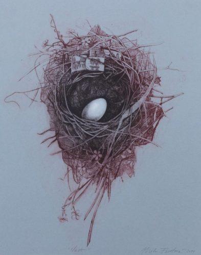 Nest by Mila Fürstová at
