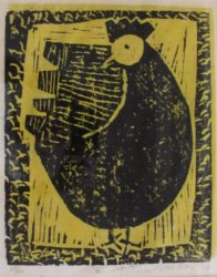 Hen by Milton Avery at William Chambers Art