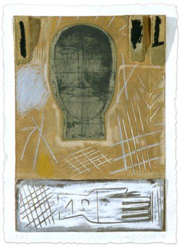 California Suite No. 11 by Mimmo Paladino at