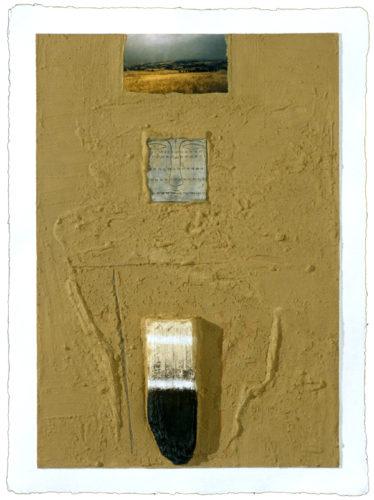 California Suite No. 9 by Mimmo Paladino at