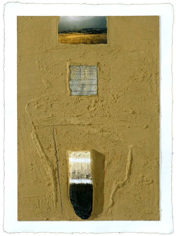 California Suite No. 9 by Mimmo Paladino