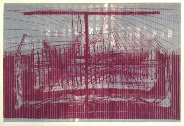 Untitled 16 by Moshe Kupferman