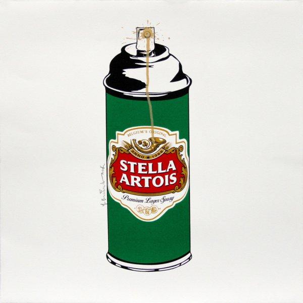 Stella Spray by Mr. Brainwash