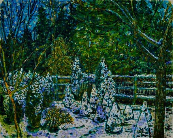 Snow by Nancy Friese