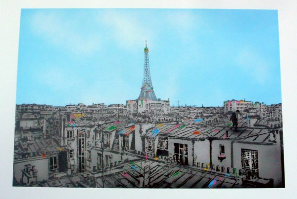 The Morning After  Paris by Nick Walker