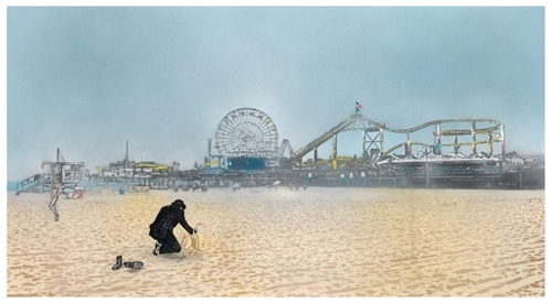 Tma Santa Monica by Nick Walker