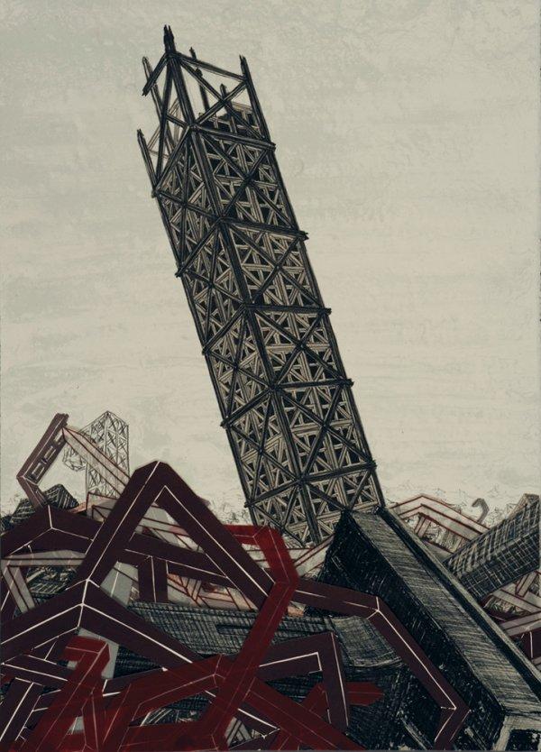 Monument Vii by Nicola Lopez