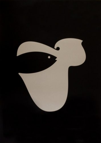 Evolutionary Thought by Noma Bar