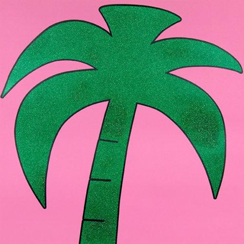 Coconut Tree (green Gel) by Oskar Metsavaht at Art Project Development