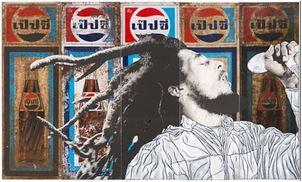 Bob On Pepsi by Pakpoom Silaphan