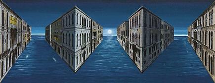 Moonshine by Patrick Hughes at