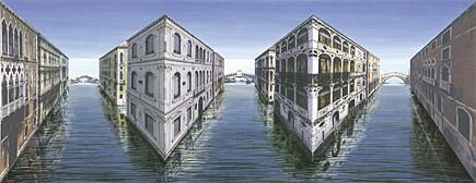 Venice by Patrick Hughes