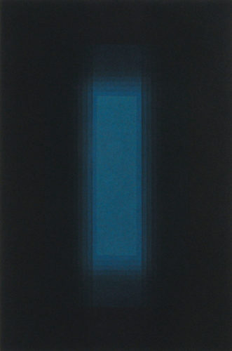 Untitled (blue) by Patsy Krebs at