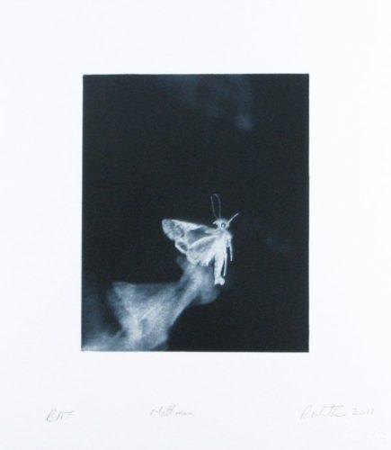 Mothman by Paul Mutimear