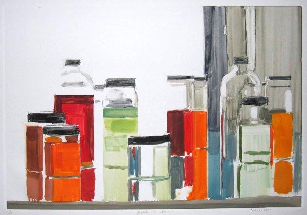 Bottles & Jars 11 by Peri Schwartz