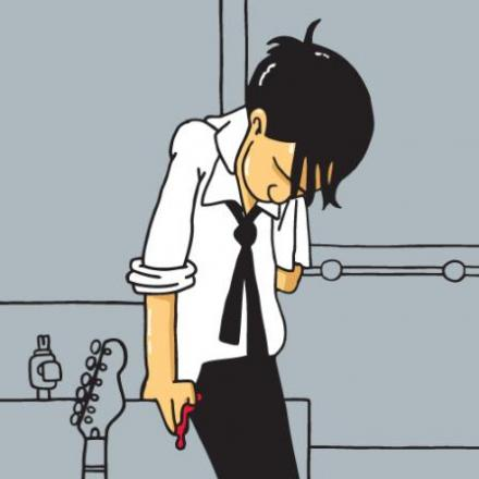 Pub Rocked by Pete McKee at RedHouse Originals Gallery