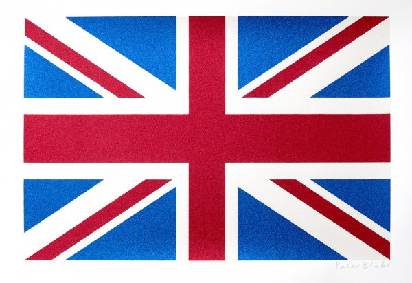 Union Flag by Peter Blake