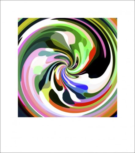 Joy 3 by Peter Saville