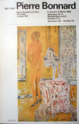 Royal Academy Of Arts by Pierre Bonnard