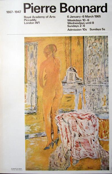 Royal Academy Of Arts by Pierre Bonnard