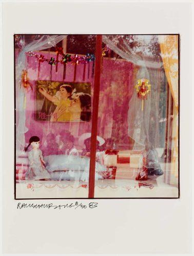 Pink Window by Robert Rauschenberg at Robert Rauschenberg