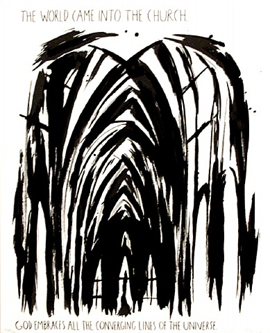 Untitled by Raymond Pettibon at Raymond Pettibon