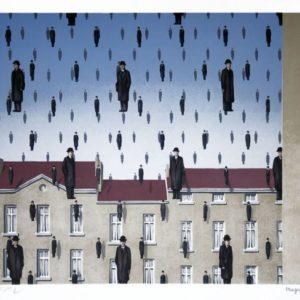 Rene Magritte (after)