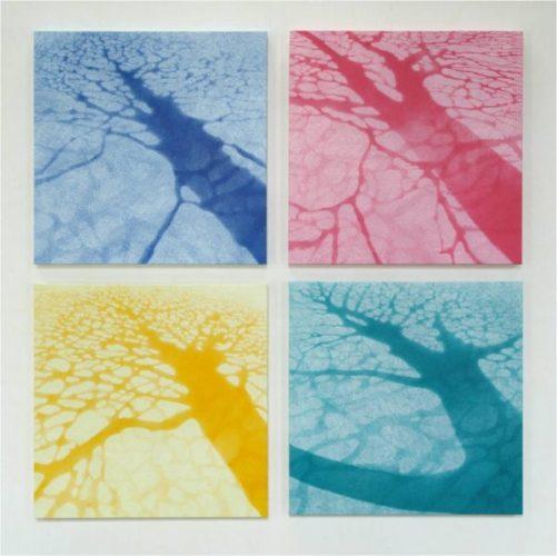 Prospect Park Trees by Rica Bando