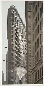 Flat Iron Building by Richard Haas