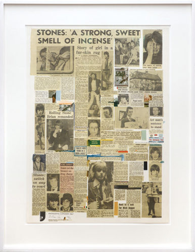Swingeing London 67 by Richard Hamilton at