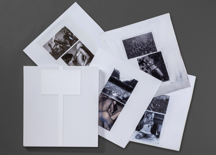Untitled (protest) Portfolio Of 11 Sheets by Richard Prince