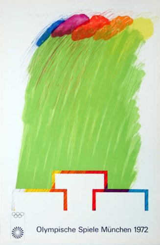 Edition Olympia 1972: Munich by Richard Smith