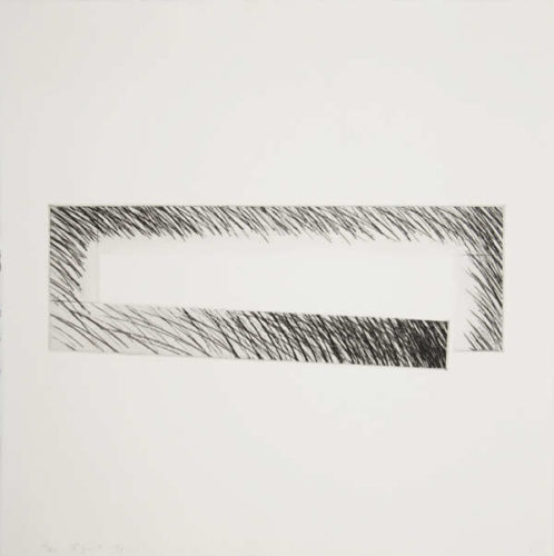 Untitled – Paperclip by Richard Smith