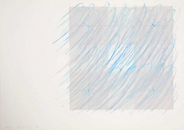 Untitled – Window by Richard Smith