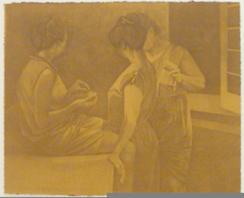 La Stirairce by Robert Baxter
